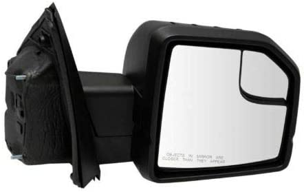 Deebior Genuine Mirror Power Heated LED Turn Textured Max 64% OFF Signal RH Black Co