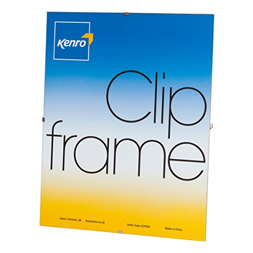 Kenro Clip A4 Photo Frame Glass [KCF006]