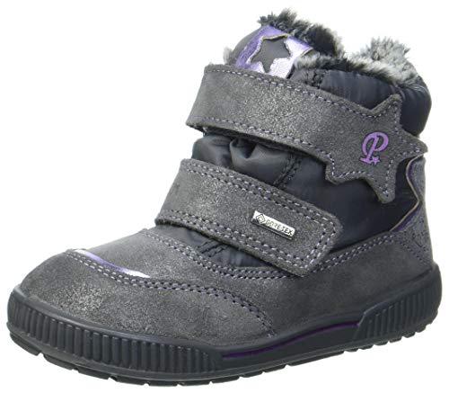 PRIMIGI Baby Mädchen PRIGT 63614 First Walker Shoe, GRIG.SC/GRIG.SC,22 EU