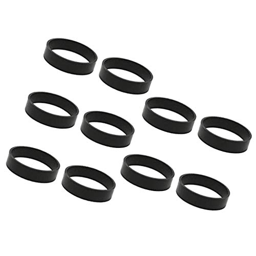 MagiDeal 10 Pieces Vacuum Cleaner Belts for All Generation Series