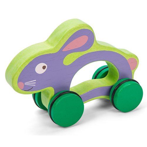Le Toy Van : bambin jouet : Hunny-Bunny sur roues