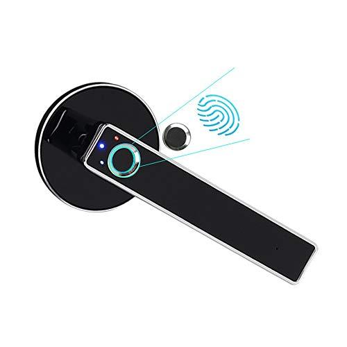 Fingerprint Door Lock, Smart Door Lock, Electronic Door Lock for Office & Home (one Set)