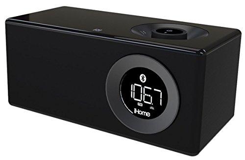 iHome - Estación de música estéreo Bluetooth