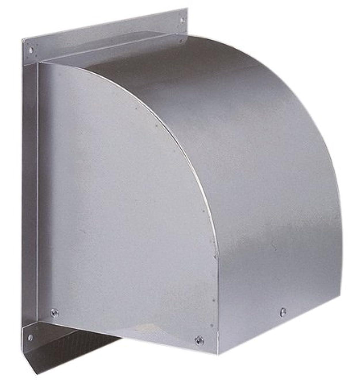 不合格アサーネズミ西邦工業 SEIHO WC200S 外壁用ステンレス製換気口 (ウエザーカバー) 金網型3メッシュ