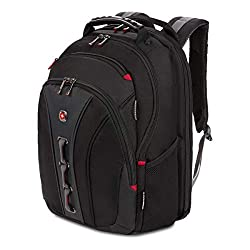 Checkpoint-friendly triple protect padded compartment protects up to a 16 Inch laptop CaseBase Stabilising Platform keeps your iBex standing upright to keep your valuables in place Air-flow back padding and comfort-fit shoulder straps, comfort-fit sh...