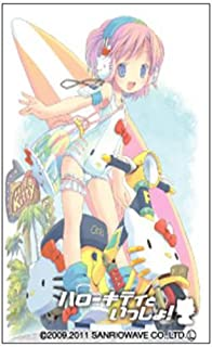 MINASE SHIZUKU POP Kittyler Together With Hello Kitty Character TCG Card Sleeves 65 Pack MTG