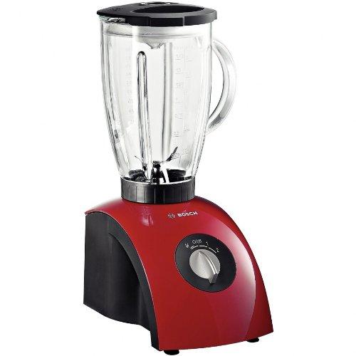Bosch MMB11R2 frullatore 1,75 L Frullatore da tavolo Rosso 500 W