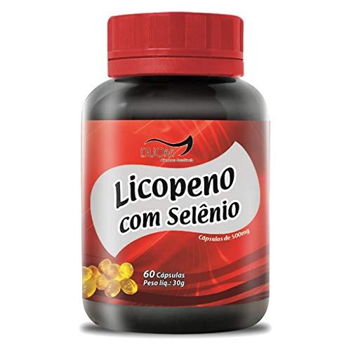 Licopeno c/Selênio 60cps 500mg Duom