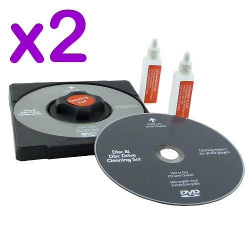 DVD Laser Lens Cleaner - Alleen voor dvd-spelers