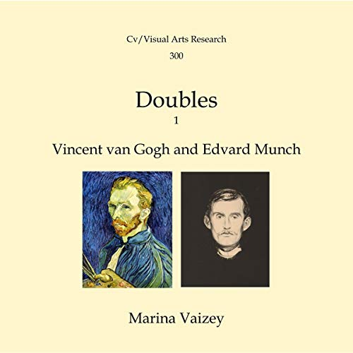 Doubles 1: Vincent van Gogh and Edvard Munch cover art