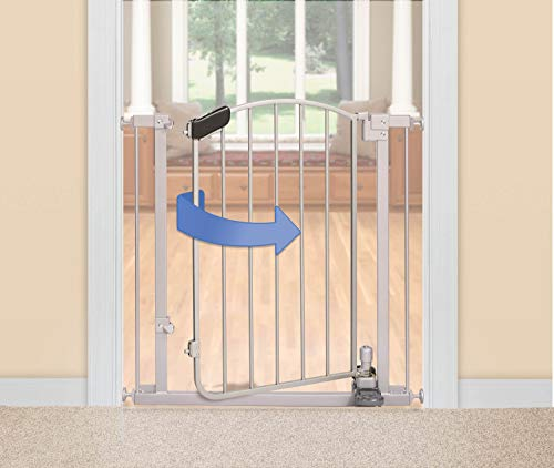 Summer Infant 27190 Step to Open Baby/Pet Metal Pressure Mount Gate (3 Pack)