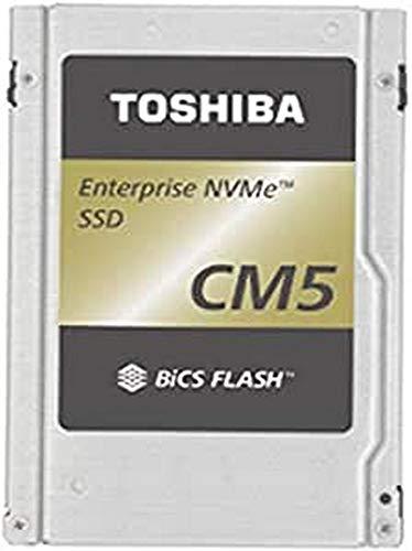 Toshiba CM5-R eSSD 1920 GB PCIe 3x4 2.5Zoll 3D TLC NVMe Solid-State-Festplatte (1920 GB, 2,5 Zoll), 3250 MB/s