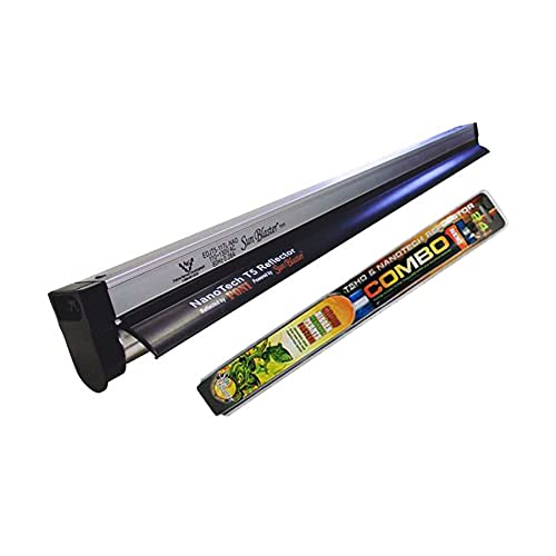 Sunblaster T5 Nano Propagation Grow Light for Cuttings Clones Seeds All...