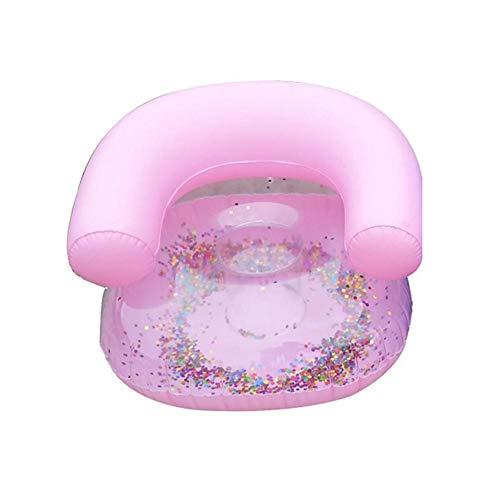 AEROBATICS Sofa Wasserspielzeug Aufblasbarer Loungesessel,Chair Aufblasmöbel Aufblasbarer Sessel Air Chair Luftsessel Aufblassessel Luftmöbel auf einem Leicht Aufblasbaren, Bequemen