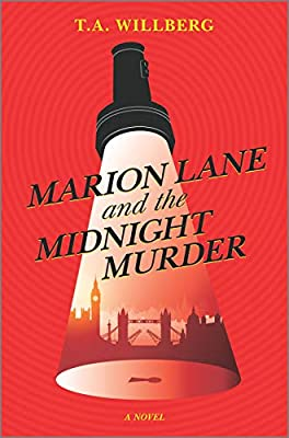Marion Lane and the Midnight Murder: A Novel from Park Row
