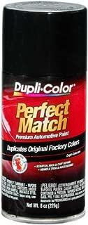 DupliColor Perfect Match Premium Automotive Paint, Universal Gloss Black (BUN0100)