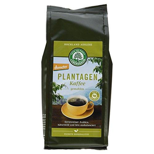 Lebensbaum Bio Plantagen Kaffee gemahlen, 250 g