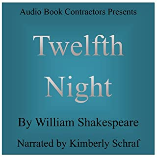 Twelfth Night     What You Will              De :                                                                                                                                 William Shakespeare                               Lu par :                                                                                                                                 Kimberly Schraf                      Durée : 2 h et 49 min     Pas de notations     Global 0,0