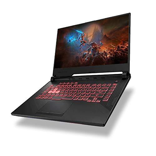 ASUS 2019 ROG G531GT 15.6 Inch FHD Gaming Laptop (9th Gen Intel 6-Core i7-9750H up to 4.50 GHz, 16GB DDR4 RAM, 512GB SSD + 1TB HDD, NVIDIA GeForce GTX 1650, RGB Backlit Keyboard, Windows 10) (Black)