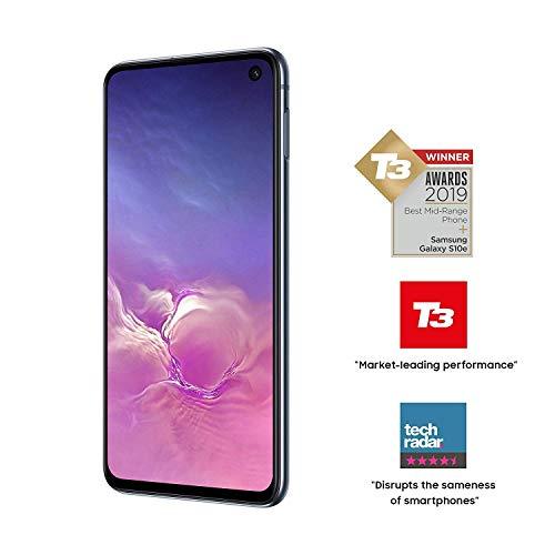Samsung Galaxy S10e 128GB Single SIM Prism Schwarz Britische Version