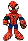 Marvel Spiderman Spider-Man Plush Figure Doll Stuffed Animal 14' Superheroes TAG