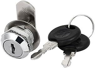 DealMux Ladekast 27mmx23mm Cilinderkop Security Cam Lock Locker w Sleutels