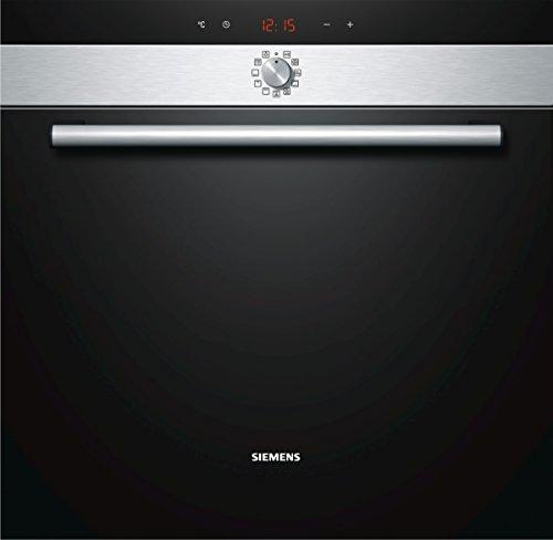 Siemens HB74AB550 iQ500 Backofen Elektro / A / 63 L / Schnellaufheizung / edelstahl