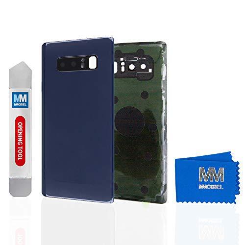 MMOBIEL Cubierta Trasera para batería con Lente de cámara Compatible con Samsung...