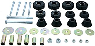 United Pacific C677204 1967-72 Chevy Truck Cab Mount Kit