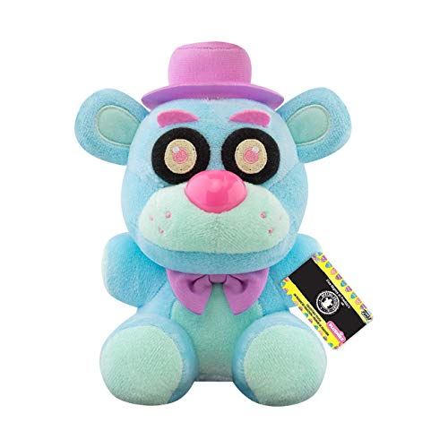 Funko- Plush Five Nights at Freddy'S Spring Colorway Freddy (BU) Juguete coleccionable, Multicolor (54012)
