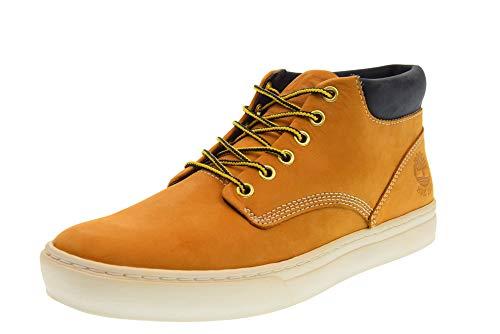 Timberland Uomo - Sneakers Cupsole 2.0 in Nabuk Miele - Numero 40