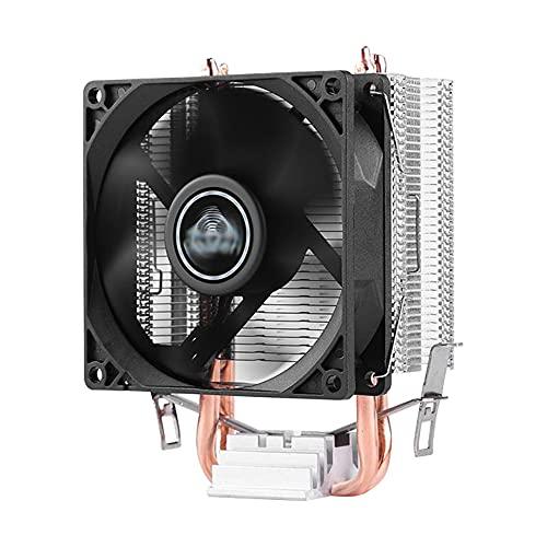 Feicuan Ventilateur de processeur PC 90mm Ventilateur 3 Pin Système de Refroidissement pour AMD AM4...