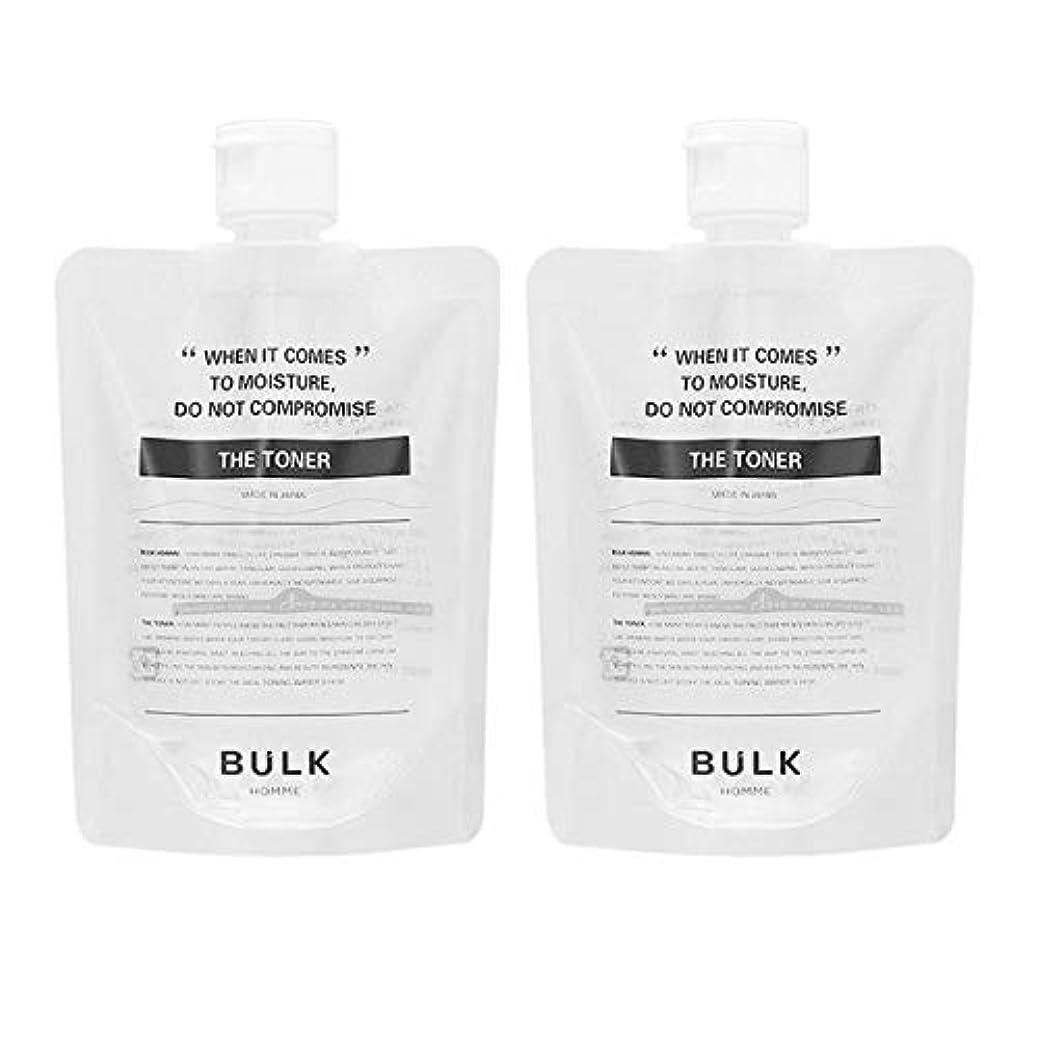 器用ウォーターフロントビザ【セット】バルクオム BULK HOMME ザ トナー 化粧水 200mL 2個セット [並行輸入品]