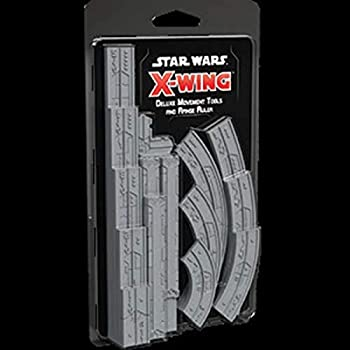x wing movement templates