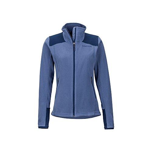 Marmot Wm's Flashpoint Jacket Jacket Femme Storm/Arctic Navy FR : XL (Taille Fabricant : XL)
