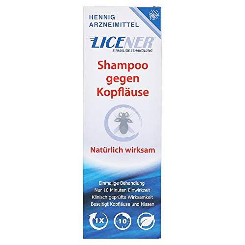 Hennig Arzneimittel Licener Gegen Kopflaeuse, 100 ml