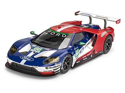 Ford Gt Le Mans 2017 Plastic Model Kit
