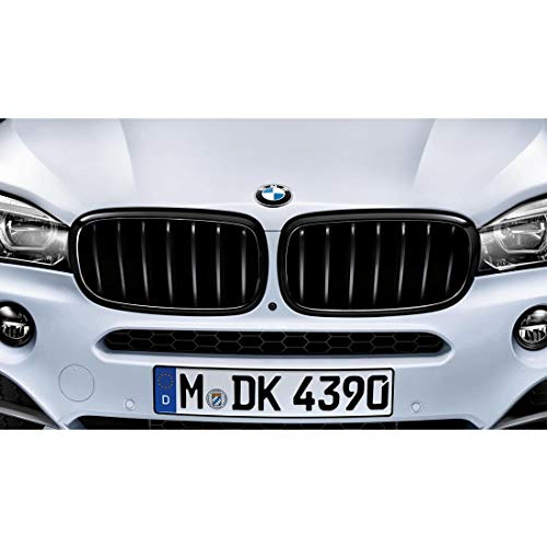 BMW 51712334708 M Performance Gloss Black Kidney Grille for F15 X5 & F16 X6
