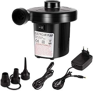 comprar comparacion Bomba de Aire Eléctrica ,2 in 1 Inflador Electrico ,Hinchador Electrico para Rápido Inflar/Desinflar ,Bomba de Aire Portát...