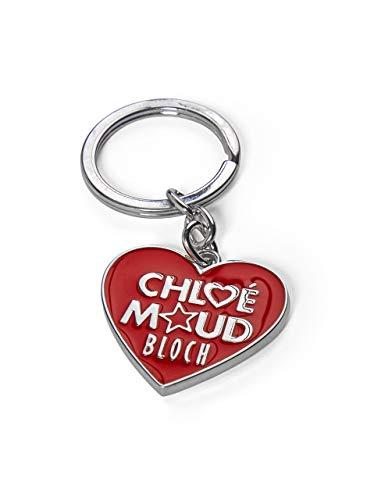 Bloch Dance Women's Chloe & Maud Keychain Key Chain, Red, One Size