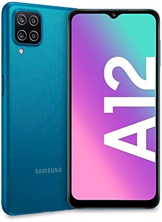 Smartphone samsung galaxy a12 display 6.5