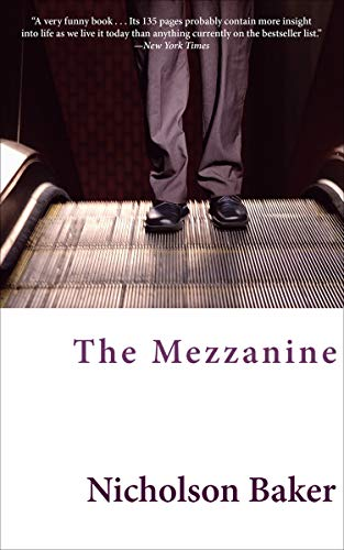 The Mezzanine: A Novel (English Edition)