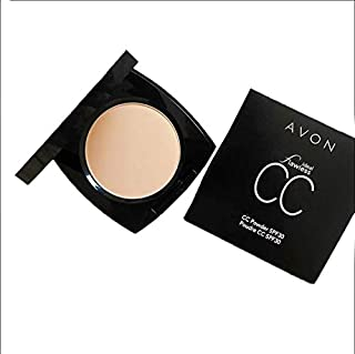Avon Ideal Flawless CC Pressed Powder SPF30 - Fair Pink