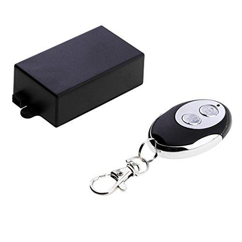 MagiDeal 433mhz Télécommande Sans Fil Relais Commutateur Porte Système De Sécurité