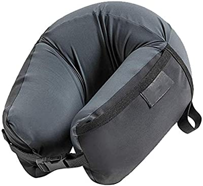 SUNBAOBAO U-Shaped Pillow, Travel Folding Pillow Portable Neck Pillow Airplane Pillow