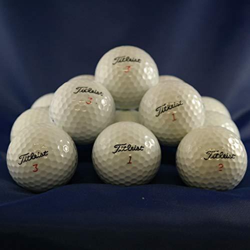 100 pelotas de golf Titleist Mix AA Solo NXT Velocity Solo DT Tour Truesoft