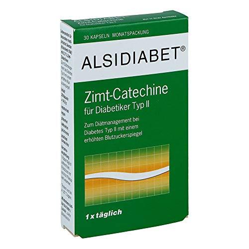 Alsidiabet Zimt Catechine, 30 St