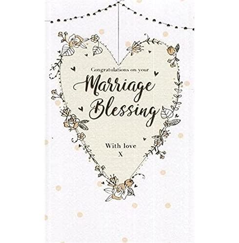 Blessing - Biglietto di auguri per matrimonio