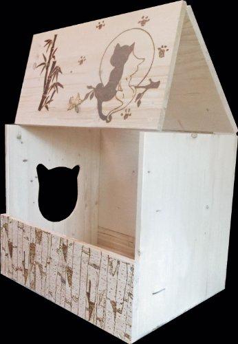 Wurfkiste mit Wunschmotiv, Wurfbox 40 x 60 x 40