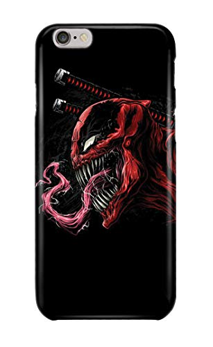 Case Me Up Coque téléphone pour Iphone 7 Venom Spider Man Eddie Brock Mac Gargan Marvel Comics 21 Dessins